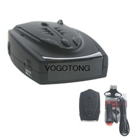 2014 best new SHO ME 525 Car Radar detector support Russian LCD display