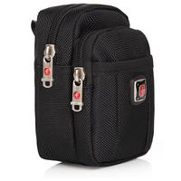 Swiss army knife canvas bag man bag strap small waist pack  for SAMSUNG   echinochloa frumentacea mobile phone bag set coin