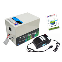 48V 18Ah Lithium Battery ,LiFePO4 Box Battery + 1000W BMS + 6A Charger - FOR E-BIKE Free Shipping