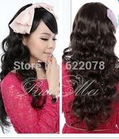 Wavy glueless Full lace human hair wig Malaysia virgin Human Hair Natural hairline for black women