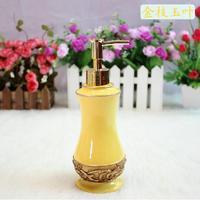 Hot!!! Fashion 23 Design Resin Bathroom Liquid soap bottle, Soap Botte, Free shipping