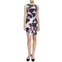 Plus Size Boutique Fashion Women Romantic Floral Dresses European Style DS025 Wholesale