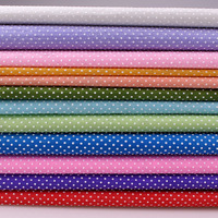Free Shipping 12Color 57*58cm Gift/Flower Dot Pattern Wrapping Packing Cotton Paper Mixed Colors 10pcs/LOT