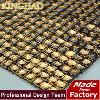 [KINGHAO] Supply Mosaic Wholesale Mirror Diamond Mosaic Tile 13SC510