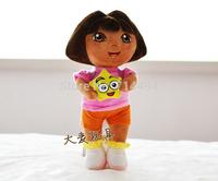 Genuine love adventure Dora troublemaker Bouts plush dolls plush toys Children's Day gift free shipping