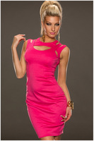 Bandage dresses Celebrity bodycon dresses off shoulder Casual 2014 summer sexy dress women tunic club evening clothing M L size