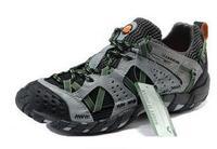 2014 new breathable mesh slip hiking shoes men shoes