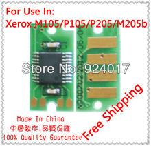 Toner Chip For Xerox P105 M105 Printer,Refill Toner Chip For Xerox P105b M105b M105f Printer,Use For Xerox CT201613 Toner Chip