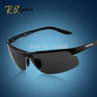 Male sunglasses male sunglasses polarized sunglasses male sports driving mirror aluminum magnesium sun glasses