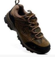 2014 new slip resistant breathable hiking shoes men 2015