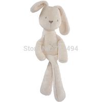 50cm Mamas & Papas baby rabbit sleeping comfort doll plush toys Millie & Boris Smooth Obedient Rabbit  Sleep Calm Doll
