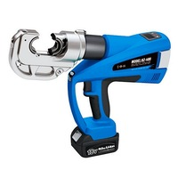 BZ-400 Battery Powered Crimping Tools Electric Hydraulic Crimping Plier for crimping 16-400mm2 with high quality