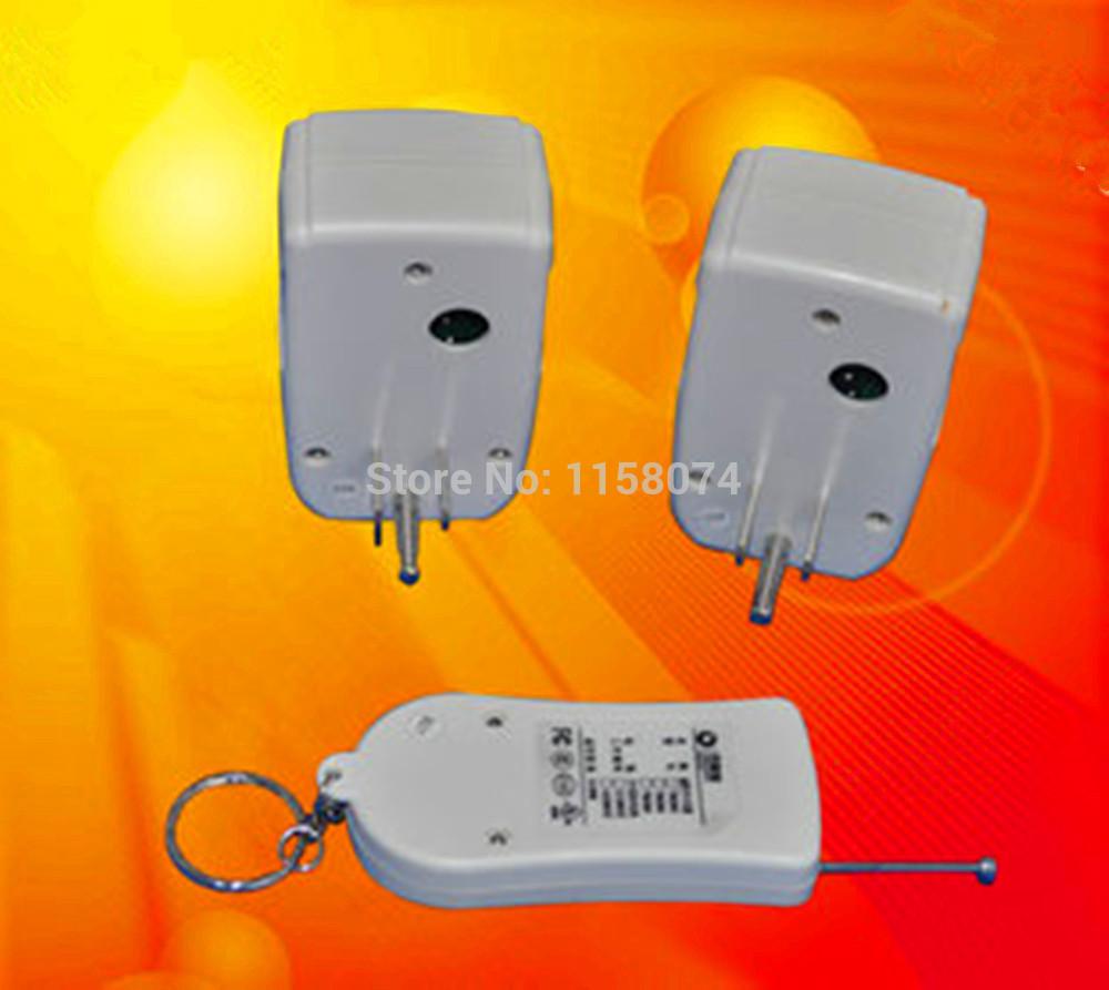 Casa inteligente interruptor de control remoto zócalo teledirigido ...
