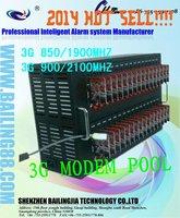 3G 16 Port Modem Pool for SMS MMS UMTS/HSDPA 900/2100MHz SIM5215E Module