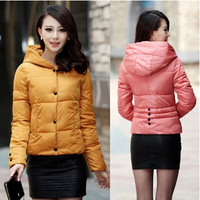 2013 New Arrivel Ladies Fashion Down Coat Winter Jacket,Winter Outerwear -Winter Color Clothes Parka Overcoat Tops