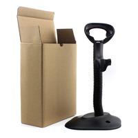New Black Laser Barcode Scanner Cradle Holder Stand for Symbol LS2208 Free Shipping