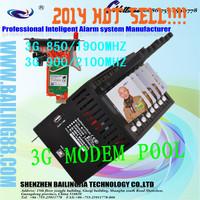 4 Port 3G SIM5218E bulk sms Modem Pool gsm gprs