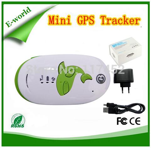 GPS-трекер E-world ! Sim GPS