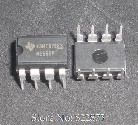 555 таймер микросхема