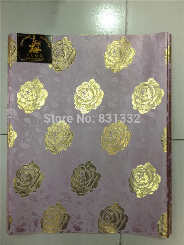 2014 African SEGO headtie, Gele&Ipele,Head Tie & Wrapper, 2pcs/set AMY2906K(China (Mainland))