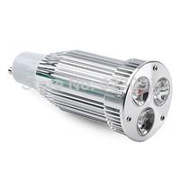 GU10 9W 810-900LM 3000-3500K Warm White 6000-6500K Cold WHite LED Spot Bulb (85-265V)