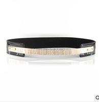 Women Belt 2014 Slim Metal Gold Belt Buckle Female Belts High Quality Designer Waistband Woman Belts For Dress Ceinture Women