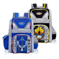 Orginal Brand Transformers children School Bags Cartoon Polyester Boys Backpacks special purpose bags 40*30*15cm Free Shipping
