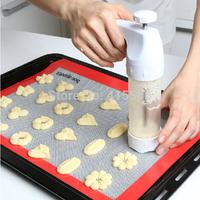 USA Wilton Same Cookie Press Gun & Lcing Set Cookie Mold Baking Decorating Tool Sets + Free Shipping