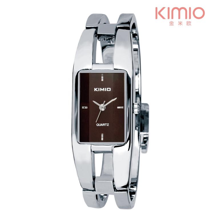 Top Sale! KIMIO Women Designer Fashion Geneva Watch MIYOTA 2035 Japan Movt Water Resistant Relogio Feminino Dress Wristwatches(China (Mainland))