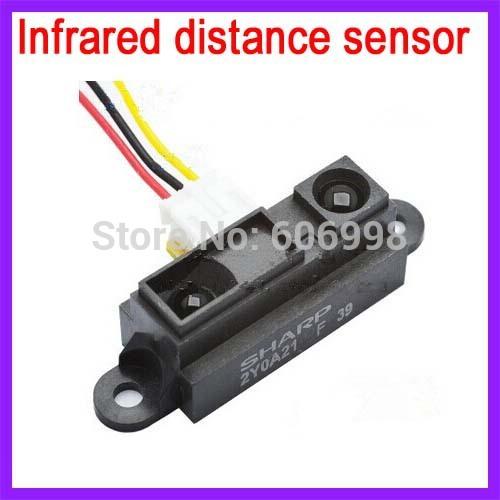 5pcs lot GP2Y0A21YK0F Infrared Distance Sensor