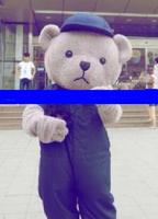 Cute Panda Bear Mascot Costume Fancy Dress Dance Adult Size Suit Animal Cosplay