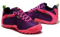 2014 new non-slip waterproof hiking shoes outdoor shoes women