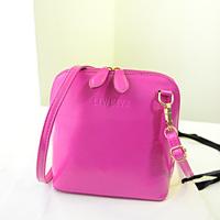 New Stylish Sac Desigual Candy Shell bag Small shoulder cross-body bag Women Handbag Messenger PU Leather 2014 Promotion