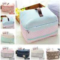 2014 Cosmetic Bag portable multifunctional travel pockets Handbag Storage bag,Fadish travel Cosmetic Makeup Bag Large capacity