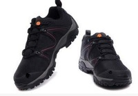 2014 new non-slip waterproof hiking shoes breathable mesh shoes men