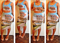 Bodycon dresses Exclusive New 2014 Summer club Bandage Dress Sexy Colourful perspective Bodycon clothing for Women