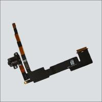 10pcs/lot For iPad 2 Wifi Version Headphone Jack Audio Flex Cable Free Shipping