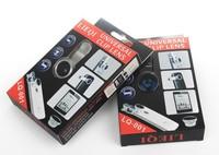 original LIEQI Universal 3-in-1 Fish eye+Wide Angle+Macro Lens Clip Camera Lens for iPhone 6 Samsung Galaxy S5 S4 i9600  iPad