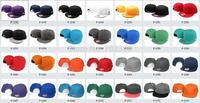 Free Shipping Wholesale Blank Snapbacks hat baseball caps 5 Panel Blank hats 2014 New Fashion Hip hop Snapbacks MIX Order