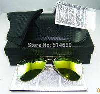 2014 NEW Men eyewear coating Sunglasses Wholesale Male and women sunglasses New Female men sun glasses fashion glasses
