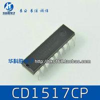 in stock CD1517CP   DIP-18