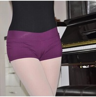 Adult ballet shorts Professional adult ballet low-waist female dance leotard shorts robe femme