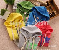 2014 Fashion Design Kids Boys Toddlers Shirts Top Zipper Hoodies girl's jacket Age 2-5 retail+free shipping