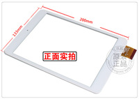 100% Genuine for Onda V819 Mini tablet 8 inch Polaroid tablet Screen Digitizer Glass Screen On tablet Touch Panel