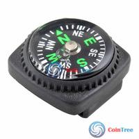 cointree Mini Navigation Pocket Compass Hiking Camping Travel High Quality