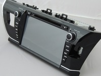 """YOKOTRON"" 9"" Touch TFT 2014 Toyota Corolla (Right Hand Drive)  Car Radio  DVD Player  with GPS"