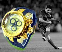 Promotion Original Shhors New Arrival_Black Blue Gold Rubber Wristwatches Watches Men Boy Man Big Size Sports Men's Casual