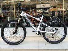 LAPIERRE X FLOW 312Bike Bicicleta Carbon FOX  Soft Tail Carbon Mountain Bike Bycycle Mountain Bikes Carbon Fibre Complete Bike(China (Mainland))