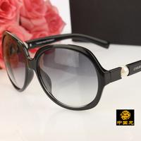 Trendy brand 5141 pearl classic sunglasses star models in Europe and America women's UVA UVB resistance sunglasses
