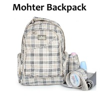 Classic deluxe Messenger diaper bags baby mommy nappy bag Multifunctional Polyester Women travel